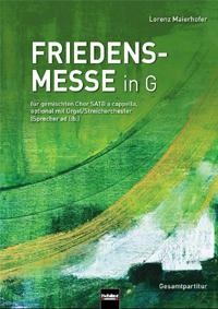 Fiedensmesse in G